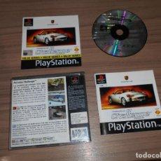 Videojuegos y Consolas: PORSCHE CHALLENGE JUEGO PLASYTATION PAL ESPAÑA. Lote 143079918