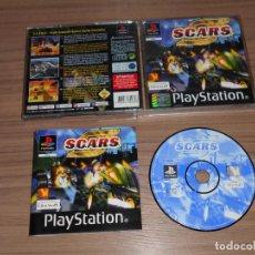 Videojuegos y Consolas: S.C.A.R.S. COMPLETO PLAYSTATION PAL ESPAÑA. Lote 143082346
