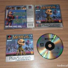 Videojuegos y Consolas: MEDIEVIL 2 COMPLETO PLAYSTATION PAL ESPAÑA CASTELLANO. Lote 143083710