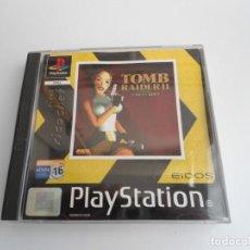 Videojuegos y Consolas: TOMB RAIDER 2 II - VERSIÓN PAL EN ESPAÑOL - PLAYSTATION 1 - PS1 PSX - FUNCIONANDO - SLES-00718. Lote 143226458