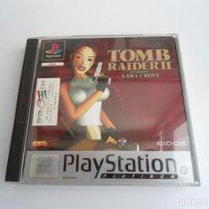 Videojuegos y Consolas: TOMB RAIDER 2 II - VERSIÓN PAL EN ESPAÑOL - PLAYSTATION 1 - PS1 PSX - FUNCIONANDO - SLES-00718. Lote 143226834