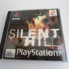 Videojuegos y Consolas: SILENT HILL - VERSIÓN PAL EN ESPAÑOL - PLAYSTATION 1 - PS1 PSX - INCLUYE CD PROMOCIONAL - SLES-01514. Lote 143228618