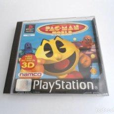 Videojuegos y Consolas: PAC-MAN WORLD - VERSIÓN PAL EN ESPAÑOL - PLAYSTATION 1 - PS1 PSX - FUNCIONANDO - SLES-02280. Lote 143228874