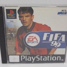 Videojuegos y Consolas: FIFA 99 PS1. Lote 143898570
