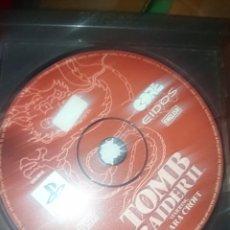 Videojuegos y Consolas: VIDEOJUEGO VIDEOCONSOLA PLAY STATION 1 PSX TOMB RAIDER II LARA CROFT LEER DESCRIPCIÓN. Lote 143937684