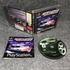 Videojuegos y Consolas: NEED FOR SPEED BRENNENDER ASPHALT ROAD CHALLENGE SONY PLAYSTATION. Lote 144419982