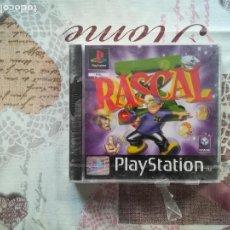 Videojuegos y Consolas: RASCAL PS1-PSX NUEVO PRECINTADO. Lote 144467770