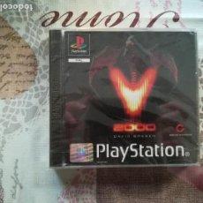 Videojuegos y Consolas: V2000 PS1-PSX NUEVO PRECINTADO. Lote 144468050