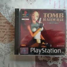 Videojuegos y Consolas: TOMB RAIDER II STARRING LARA CROFT PS1-PSX NUEVO PRECINTADO . Lote 144474410