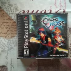 Videojuegos y Consolas: CHRONO CROSS PS1-PSX NTSC. Lote 144484462