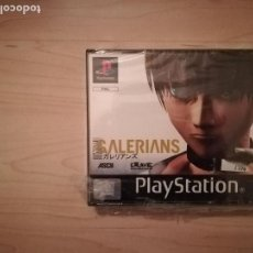 Videojuegos y Consolas: GALERIANS PS1-PSX NUEVO PRECINTADO. Lote 144489194