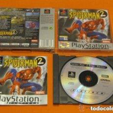 Videojuegos y Consolas: JUEGO PLAYSTATION SPIDER-MAN 2. Lote 145556534