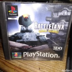 Videojuegos y Consolas: BATTLE TANX GLOBAL ASSAULT PLAYSTATION. Lote 145634978