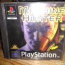 Videojuegos y Consolas: MACHINE HUNTER PLAYSTATION. Lote 145635638
