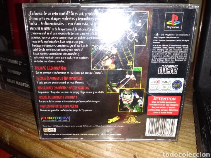 Videojuegos y Consolas: Machine Hunter PlayStation - Foto 2 - 145635638