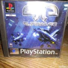 Videojuegos y Consolas: G POLICE PLAYSTATION. Lote 145637416