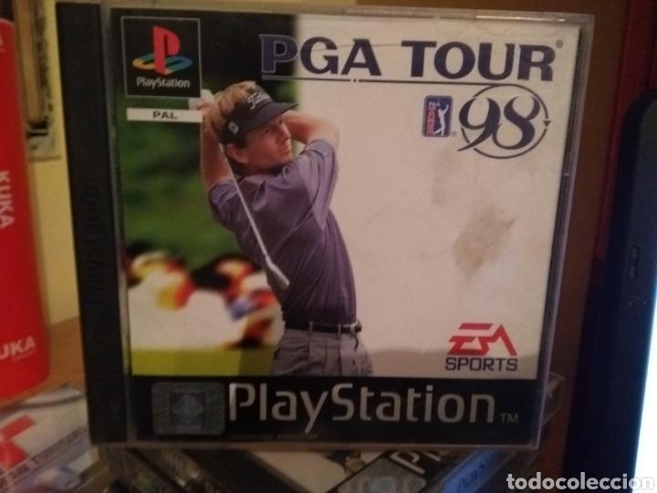PGA TOUR 98 PLAYSTATION (Juguetes - Videojuegos y Consolas - Sony - PS1)