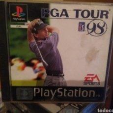 Videojuegos y Consolas: PGA TOUR 98 PLAYSTATION. Lote 145638746