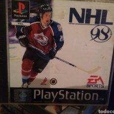 Videojuegos y Consolas: NHL 98 PAL ESPAÑA PLAYSTATION. Lote 145638984