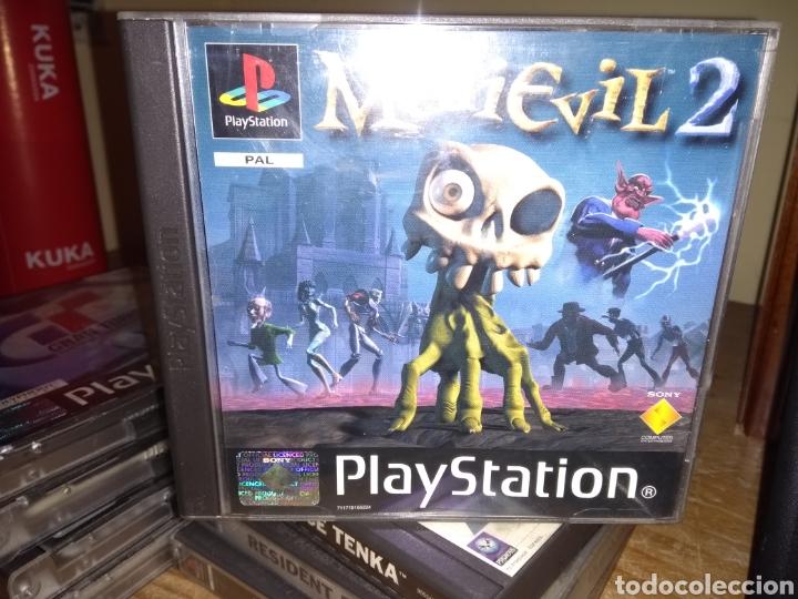 MEDIEVIL 2 PLAYSTATION BUEN ESTADO (Juguetes - Videojuegos y Consolas - Sony - PS1)