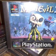 Videojuegos y Consolas: MEDIEVIL 2 PLAYSTATION BUEN ESTADO. Lote 145640709