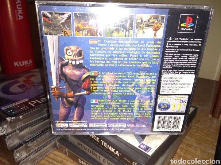 Videojuegos y Consolas: Medievil 2 PlayStation buen estado - Foto 2 - 145640709
