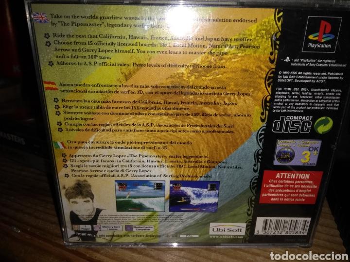 Videojuegos y Consolas: Surf riders gerry lopez PlayStation - Foto 2 - 145642425