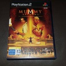 Videojuegos y Consolas: PLAYSTATION 2 MUMMY RETURNS PSP 2. Lote 145715149