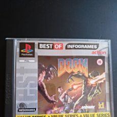 Videojuegos y Consolas: DOOM PS1 PSX PLAYSTATION. Lote 146711813