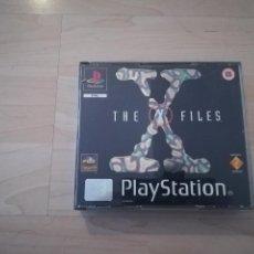 Videojuegos y Consolas: THE X FILES EXPEDIENTE X PS1-PSX. Lote 175013792