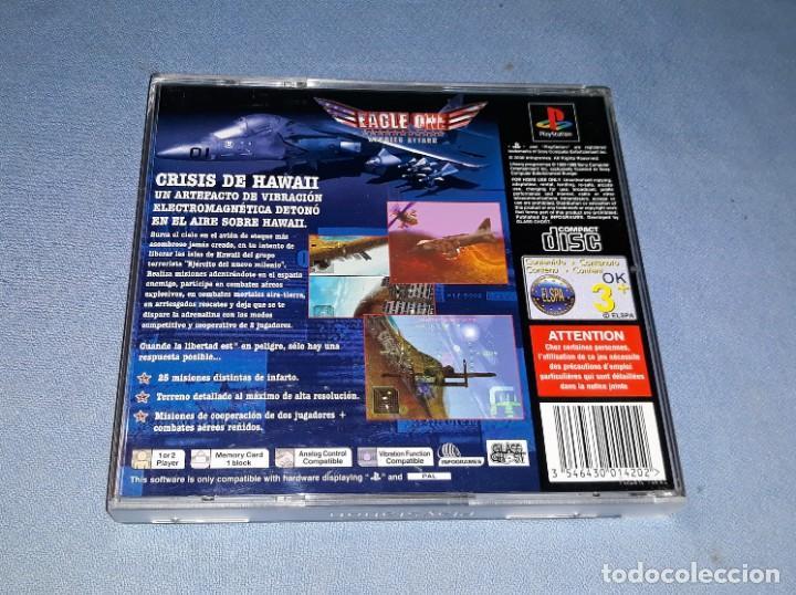 Videojuegos y Consolas: PLAYSTATION EAGLE ONE COMPLETO EN MUY BUEN ESTADO VER FOTOS Y DESCRIPCION - Foto 3 - 147071394