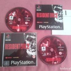 Videojuegos y Consolas: RESIDENT EVIL 2 PARA PS1 PS2 Y PS3!!!!. Lote 147984814