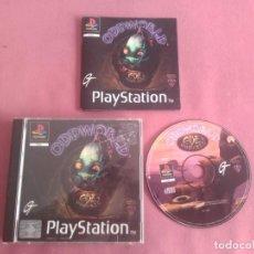 Videojuegos y Consolas: ODDWORLD PARA PS1 PS2 Y PS3!!!!. Lote 147984962