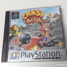 Videojuegos y Consolas: CRASH BASH. Lote 148031738