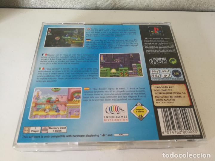 Videojuegos y Consolas: MEGA MAN 8 PS1 COMPLETO - Foto 5 - 148180478