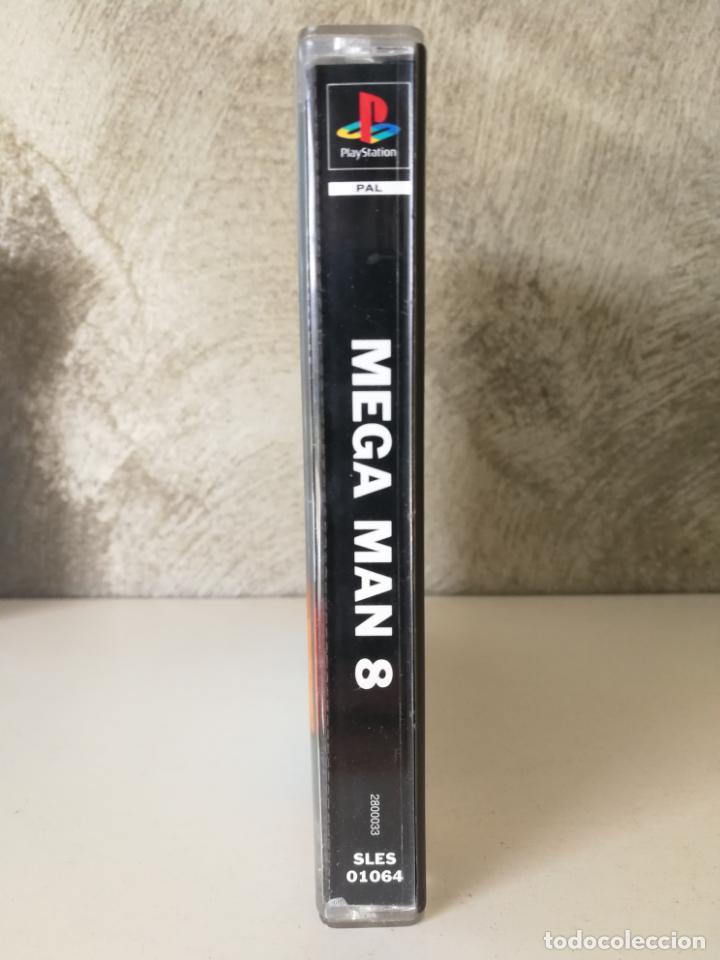 Videojuegos y Consolas: MEGA MAN 8 PS1 COMPLETO - Foto 6 - 148180478