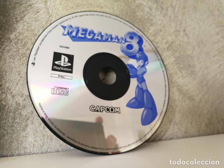 Videojuegos y Consolas: MEGA MAN 8 PS1 COMPLETO - Foto 7 - 148180478