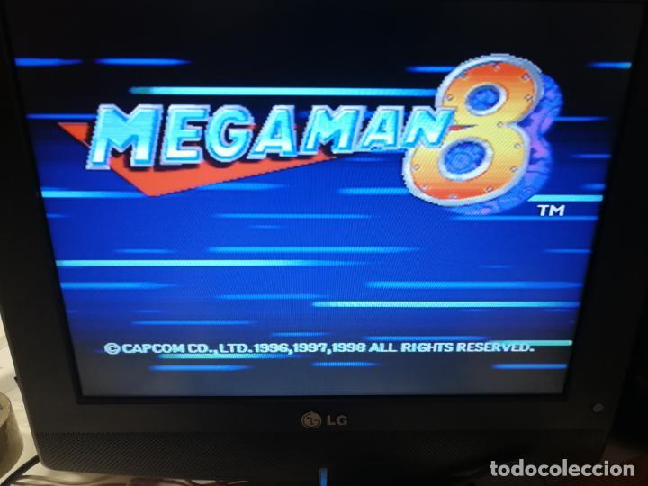 Videojuegos y Consolas: MEGA MAN 8 PS1 COMPLETO - Foto 17 - 148180478