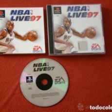 Videojuegos y Consolas: JUEGO PLAYSTATION NBA LIVE 97. Lote 148249498