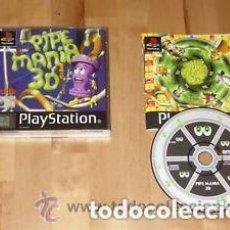 Videojuegos y Consolas: JUEGO PLAYSTATION PIPE MANIA 3D. Lote 148249506