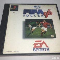 Videojuegos y Consolas: JUEGO FIFA SOCCER 96 DE PLAYSTATION PS1 . Lote 148570234