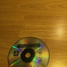 Videojuegos y Consolas: JUEGO DISNEY PIXAR MONSTRUOS, S.A. ISLA DE LOS SUSTOS PLAYSTATION 1 PS1 PSX. Lote 148876814