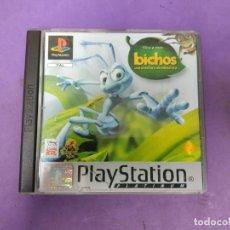 Videojuegos y Consolas: BICHOS PLATINUM PAL ESPAÑA PSX PLAY1 PLAYSTATION. Lote 149171926