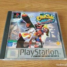 Videojuegos y Consolas: CRASH BANDICOOT 3 PLATINUM PAL ESPAÑA PSX PLAY1 PLAYSTATION. Lote 149174306