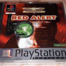 Videojuegos y Consolas: JUEGO SONY PLAYSTATION PSONE COMMAND AND CONQUER RED ALERT 2 CD. Lote 149998182