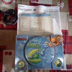 Videojuegos y Consolas: CONSOLA PS1 PARA PIEZAS O REPARAR. Lote 150783538