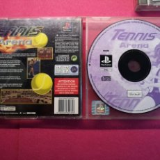 Videojuegos y Consolas: JUEGO PS1 PSX TENNIS ARENA. Lote 150944430