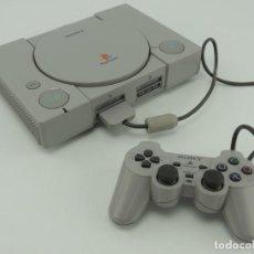Videojuegos y Consolas: ANTIGUA CONSOLA SONY PLAYSTATION CON ACCESORIOS. Lote 151039638