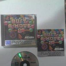 Videojuegos y Consolas: JUEGO PLAYSTATION BUST-A-MOVE 2. Lote 151042510