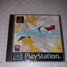 Videojuegos y Consolas: WIP3OUT PLAYSTATION 1. Lote 151303630